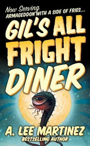 Gil's All Fright Diner book cover