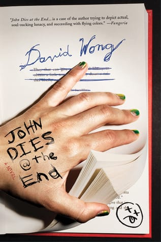 John Dies at the End book cover