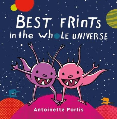 best frints in the whole universe book cover
