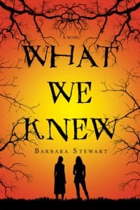 What We Knew book cover