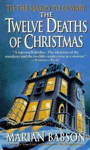 Twelve Deaths of Christmas book cover