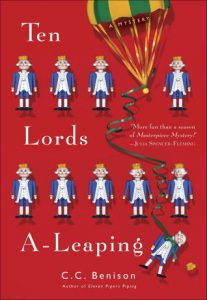 Ten Lords A-Leaping book cover