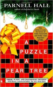 Puzzle in a Pear Tree book cover