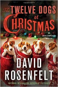 Twelve Dogs of Christmas book cover