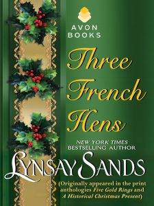 Three French Hens book cover