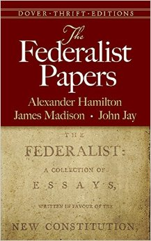 the-federalist-papers book cover