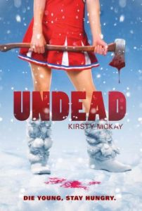 Undead book cover