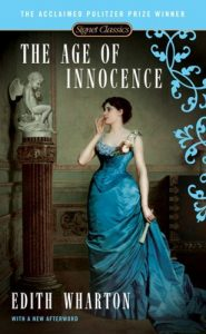 Age of Innocence book cover