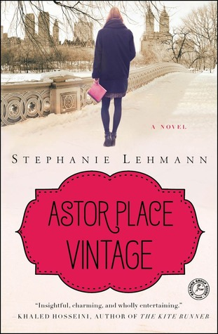 Astor Place Vintage book cover