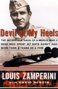 Devil at My Heels book cover