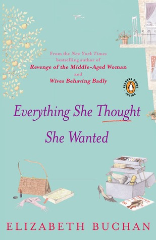 Everything she thought she wanted book cover