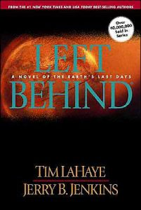 Left Behind book cover
