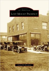 Lost Mount Prospect book cover