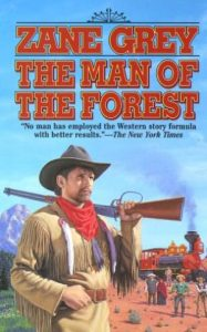 Man of the Forest book cover
