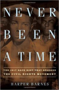Never Been a Time book cover