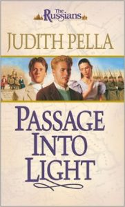 Passage into Light book cover