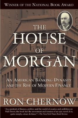 Cover of The House of Morgan