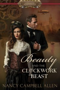 Beauty and the Clockwork Beast book cover