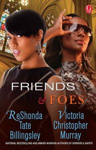 Friends and Foes book cover