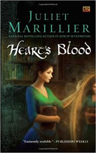 Hearts Blood book cover