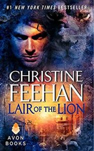 Lair of the Lion book cover