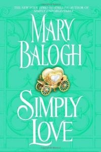 Simply Love book cover