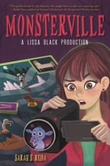 monsterville book cover