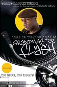 Adventures of Grandmaster Flash book cover