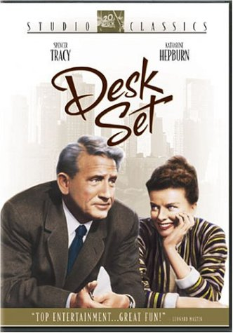 Desk Set dvd cover