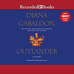 Outlander audiobook cover
