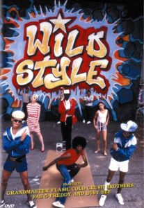 Wild Style DVD cover