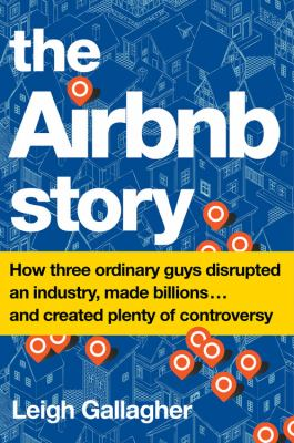 Cover of The Airbnb Story