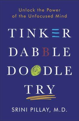 Cover of Tinker Dabble Doodle Try