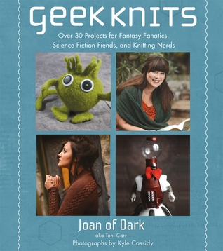 Geek Knits Book Cover