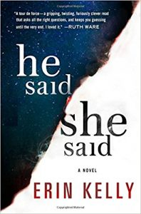 He Said_She Said book cover