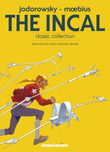 Incal book cover