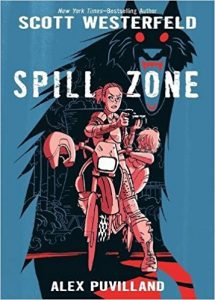 Spill Zone book cover