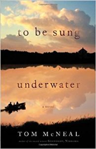 To Be Sung Underwater book cover