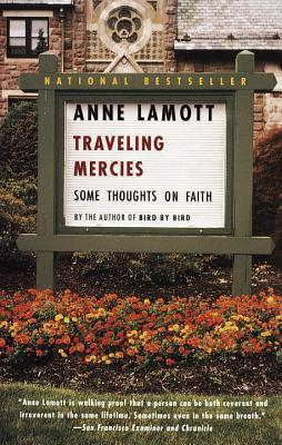 Traveling Mercies book cover