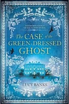 The Case of the Green Dressed Ghost book cover