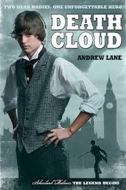 death cloud book cover