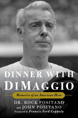 Cover of Dinner with DiMaggio