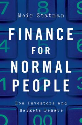 Cover of Finance for Normal People