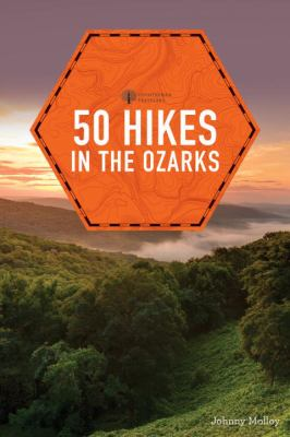 Cover of 50 Hikes in the Ozarks