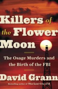 Cover of Killers of the Flower Moon