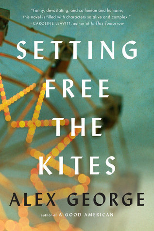 setting free the kites book cover