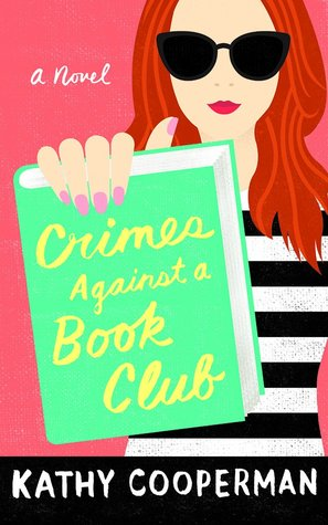 Crimes Against a Book Club book cover