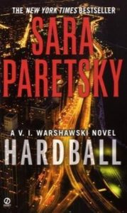 Hardball book cover