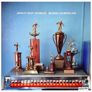 Jimmy Eat World Bleed American album cover