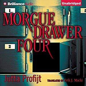 Morgue Drawer Four audiobook cover